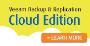 Veeam Backup & Replication: Cloud Edition