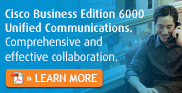 Cisco Business Edition 6000 Unified Communications