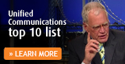 Unified Communications Top 10 List