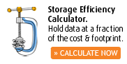 Storage Efficiency Calculator