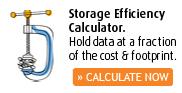 Storage Efficiency Calculator