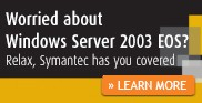 Worried about Windows 2003 Server End of Support?