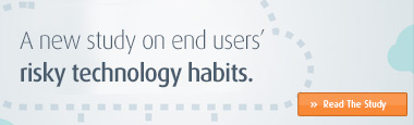 A new SC study on end users' risky technology habits