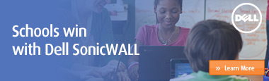 Schools win with Dell SonicWALL (US only)