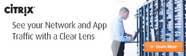 Citrix - See Your Network & App Traffic w/ a clear lens