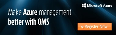 Make Azure Better with OMS Management
