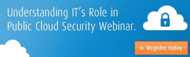 Understanding ITs Role in Public Cloud Security - Azure