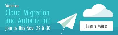 Webinar: Cloud Migration and Automation