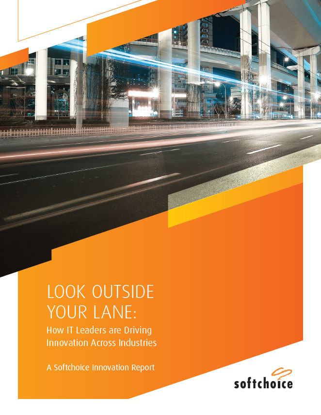 Look Outside Your Lane Softchoice Innovation Report
