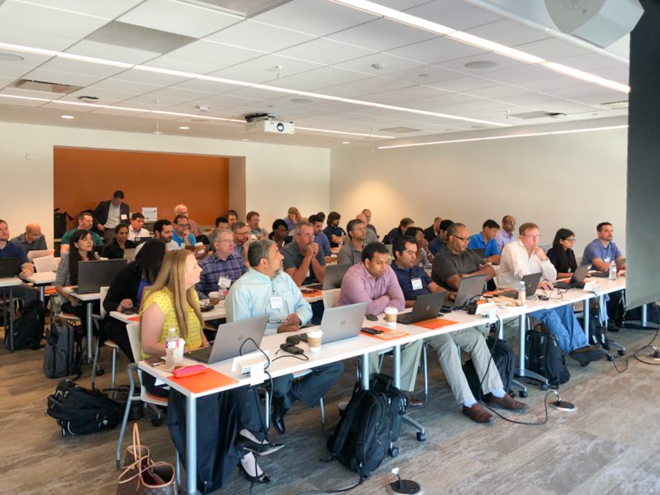 Live from our Azure event in Houston