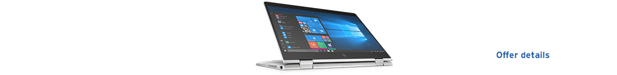 Work remotely and securely with new HP Windows 10 Pro devices powered by Intel Core Processors