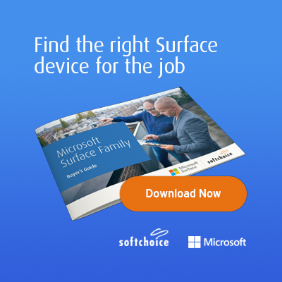 Microsoft Surface Family Buyer's Guide