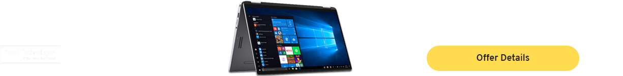 Refresh your hardware with Dell Windows 10 Pro devices
