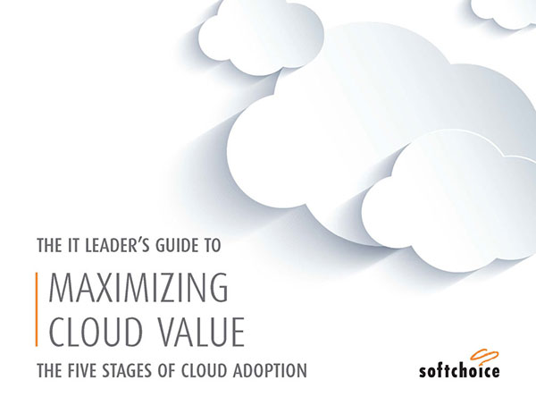 The Five Stages of Cloud Adoption