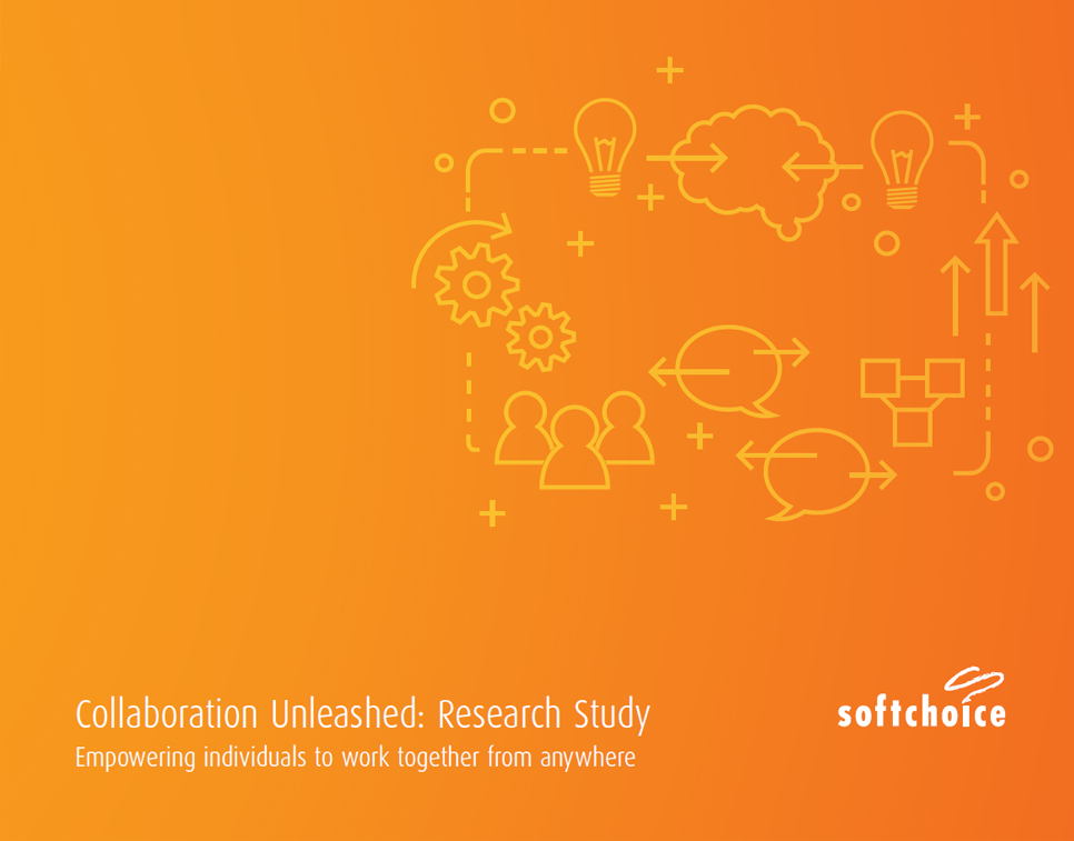 Collaboration Unleashed: Softchoice Research Study