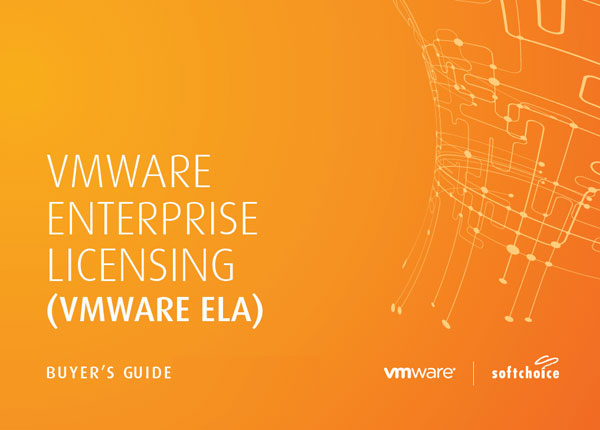 VMware Enterprise Licensing Agreement