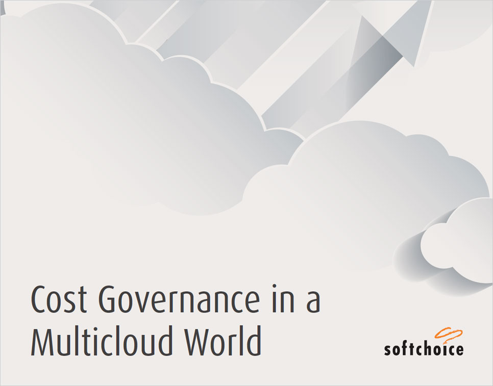 Cost Governance in a Multicloud World – Whitepaper