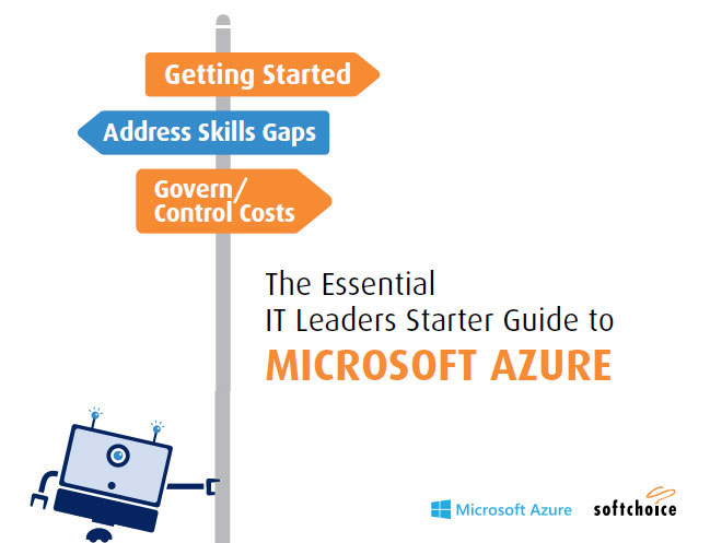 IT Leader Starter Guide to Microsoft Azure