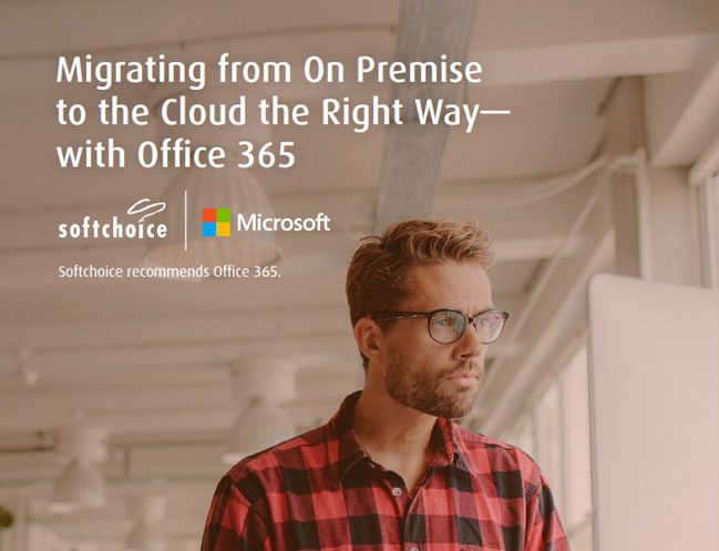 eBook - Migrating from On Premise to the Cloud the Right Way - with Office 365