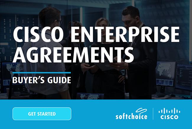 Cisco Enterprise Agreement One Agreement Multiple Benefits