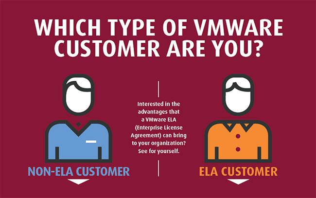 Vmware Enterprise Licensing Agreement Infographic