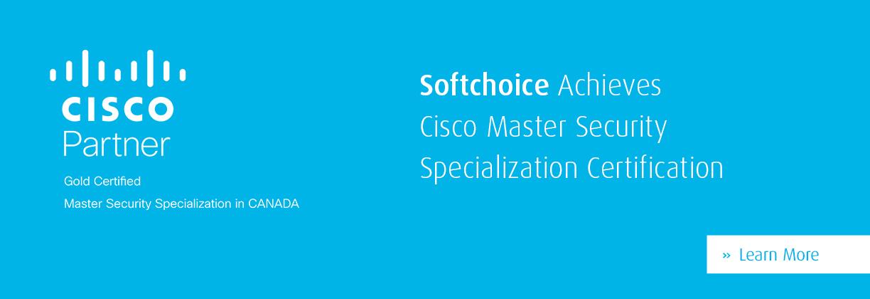 Cisco Brand Showcase | Softchoice