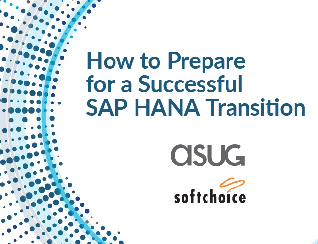 How to Prepare for a Successful SAP HANA Transition