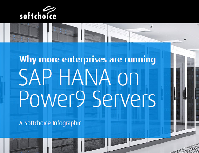 SAP HANA on Power9 Servers