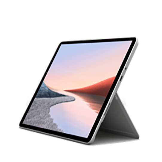 Product shot of Surface Go