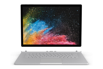 Surface Book 2 Promotion