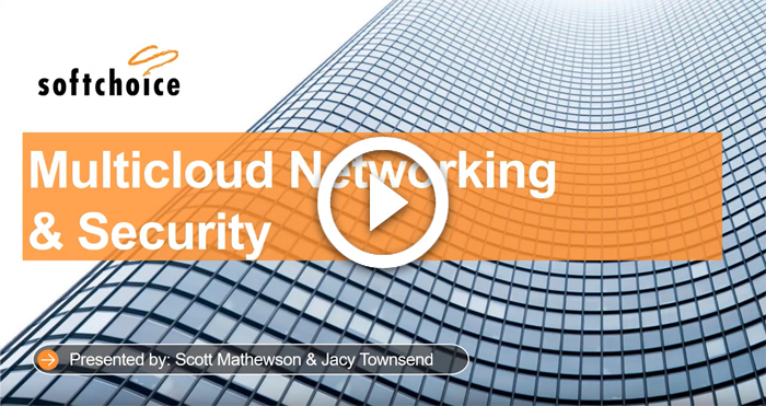 Why You Should Rethink Cloud Networking and Security